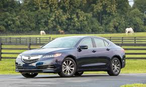Acura Tl Redesign Best Selling Luxury Cars In America Autonxt