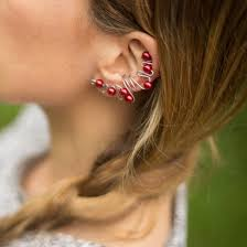 how to make ear cuffs ear cuffs gallery craftgawker