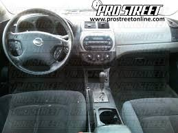 how to nissan altima stereo wiring diagram my pro