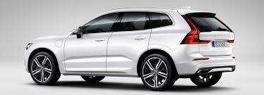 v olvo new volvo xc60 suv rolls off the production line in torslanda sweden