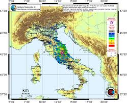 Oregon Earthquake Map by Devastating Deadly Earthquake In Rieti Italy At Least 291 Dead