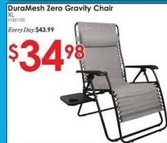 rural king black friday duramesh zero gravity chair for 34 98