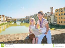 Florence Italy Map Florence Italy Map Stock Photo Image 80955903