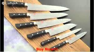 japanese knife types by japanese knife set 5622 homedessign com