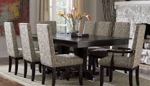 100 black and cherry dining room set milo collection 5