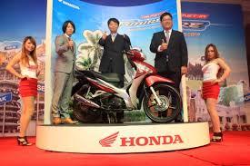 membuat lu led headl motor boon siew introduces the new 125cc honda future