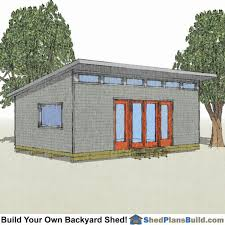 16x24 shed plans download construction blueprints today