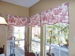Burgundy Valances For Windows Curtain Using Enchanting Waverly Window Valances For Pretty