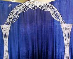 wedding arches and columns for sale arch 2 column white wicker rentals morristown nj where to rent