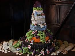 wedding cake made of cheese cheesy wedding cake ideas norah sleep wedding style