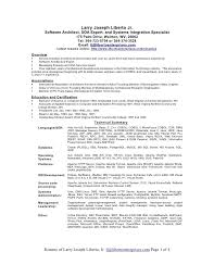 Informatica Resume Sample by Jboss Administration Sample Resume Haadyaooverbayresort Com