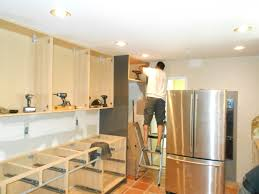 installing kitchen cabinets install kitchen cabinets how to install kitchen cabinets and