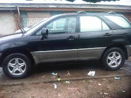 lexus suv for sale used lovely nigerian used 2001 lexus rx300 suv for quick sale autos
