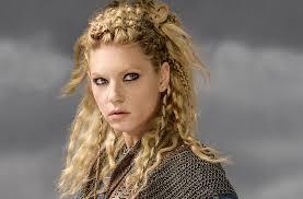 lagertha hairstyle vikings halloween diy costume lagertha
