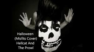 halloween misfits cover hellcat and the prowl youtube