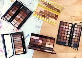 top 5 makeup revolution eyeshadow palettes jasmine talks beauty