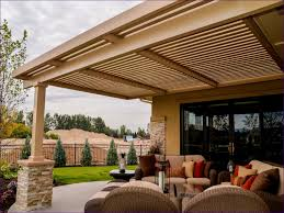 Roll Up Patio Blinds by Outdoor Ideas Canvas Pergola Covers Exterior Sun Shades For