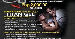 titan gel scam hoax and bad experience titan gel philippines
