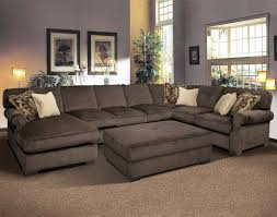 Best Large Sectional Sofa Best 25 Large Sectional Sofa Ideas On Pinterest Comfy Intended For
