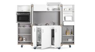 cuisine compacte design c 1m2 la cuisine compacte et nomade imaginée par neff et le studio