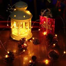 battery powered christmas 30 led starry string lights indoor diy