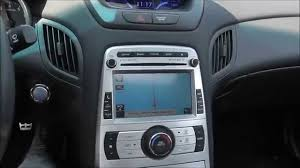 hyundai genesis coupe 3 8 gt track with navigation system review