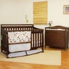 solid wood crib sets foter
