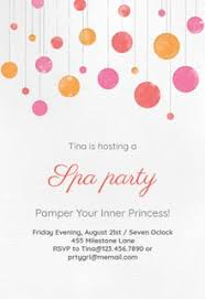 invitation designs free party invitation templates greetings island