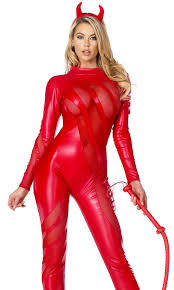 halloween devil costumes vile vixen woman devil costume 86 99 the costume land