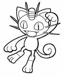 coloring pages pokemon mewth 517012