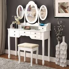 Light Up Vanity Table Makeup Vanity Makeup Table Set Vanity With Lightsmakeup Seat