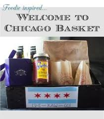 Gift Baskets Chicago Bliss Weddings U0026 Events Blog Chicago Welcome Bags The Bliss