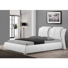Best  White Leather Bed Ideas On Pinterest White Leather - White leather contemporary bedroom furniture