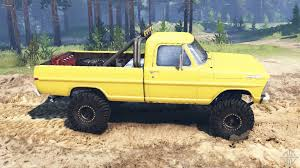 Ford F250 Truck Tires - f 250 1972 4x4 for spin tires