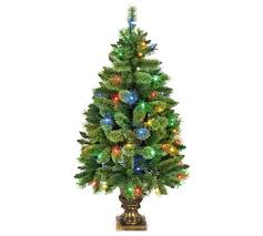 Argos Christmas Garden Decorations by Buy 4ft Pre Lit Needle Pine Christmas Tree At Argos Co Uk Your