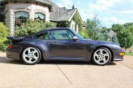 1998 porsche 911 turbo the last aircoolers three porsche 993 finds with 4 500