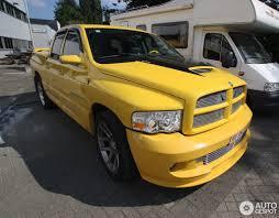 Dodge Ram Yellow - dodge ram srt 10 quad cab yellow fever edition 7 october 2013