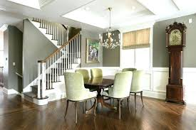 Pictures Of Wainscoting In Dining Rooms Wainscoting Dining Room Dining Room With Grey Walls And