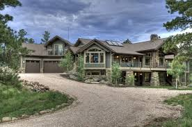 craftsman house plans with walkout basement hillside walkout house plans finest idea craftsman walkout