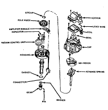 repair guides within delco remy hei distributor wiring diagram