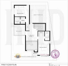 first floor house plans in india contemporary residence design indian house plans first floor plan