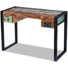 Corner Desk Solid Wood Solid Wood Corner Desks L Shaped Desks Ebay