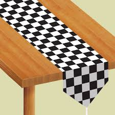 party city halloween catalog 2014 checkered table runner