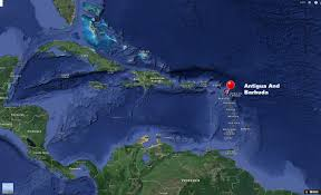 Map Of Eastern Caribbean by Barbuda Vacations Travel Guide