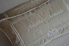 wedding kneeling pillows pair of wedding kneeling pillows padrino madrina de cojines
