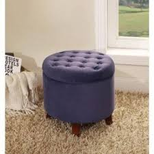 cheap storage ottomans hollywood thing