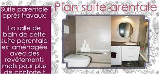 surface minimum pour une chambre dessiner le plan d une suite parentale