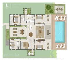 Turks & Caicos 4 Bedroom Beach Villas