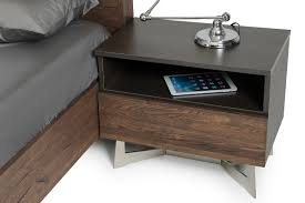 bedroom nightstand fashionable u0026 luxurious bedside storage space