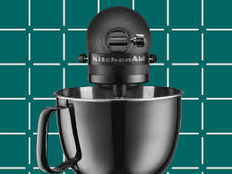 kitchen aid kitchenaid limited edition black tie stand mixer